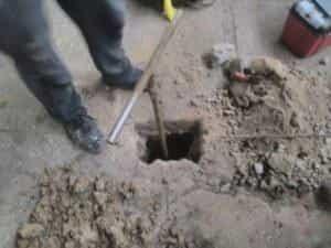 Геологические исследования под реконструкцию  цеха г. Никополь