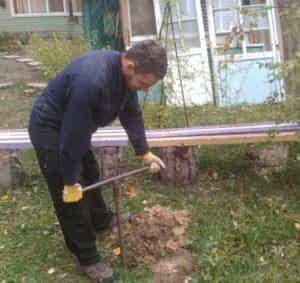 Інженерно-геологічні дослідження на ділянці під будівництво житлового будинку в м. Харьків