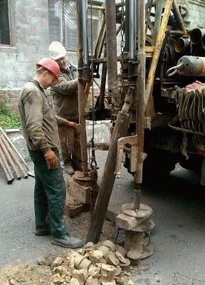 Інженерно-геологічні вишукування м. Дніпро, вул. Івана Акінфєєва