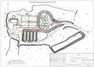 Інженерно-геологічні вишукування для очисних споруд, що реконструюються в м. Оріхів.