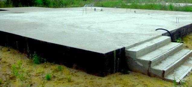 геология грунта под фундамент