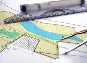 выкопировка земельного участка
