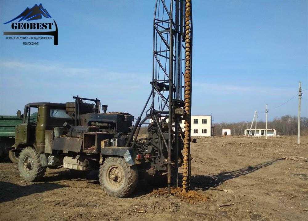 Ціна геологія Дніпро
