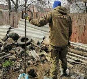 геология участка Николаев