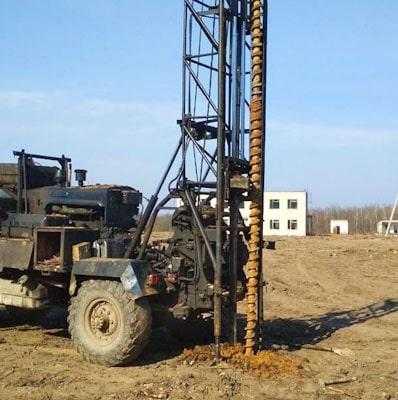 Заказываем геологические и геодезические изыскания в Украине