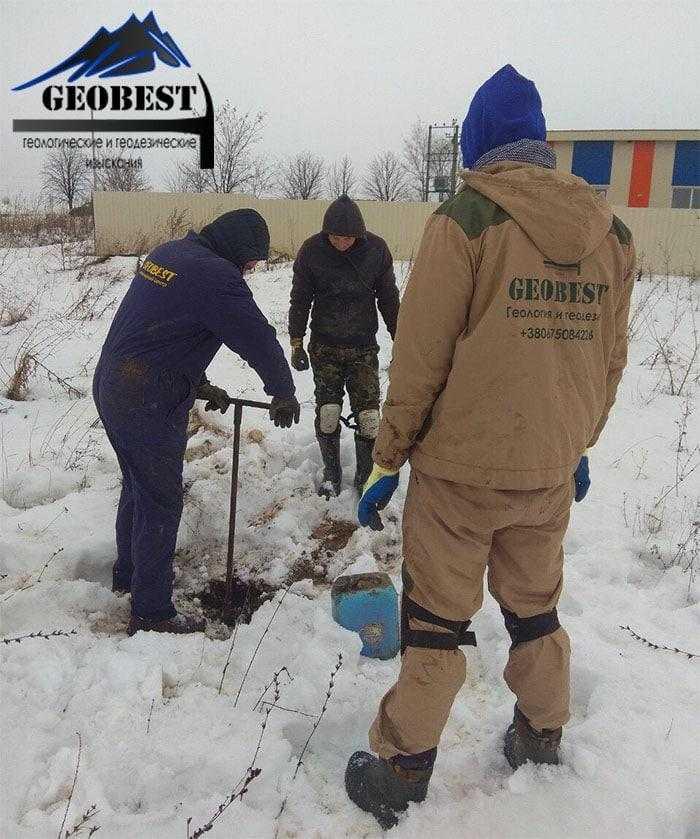 Цена геодезия участка Тернополь