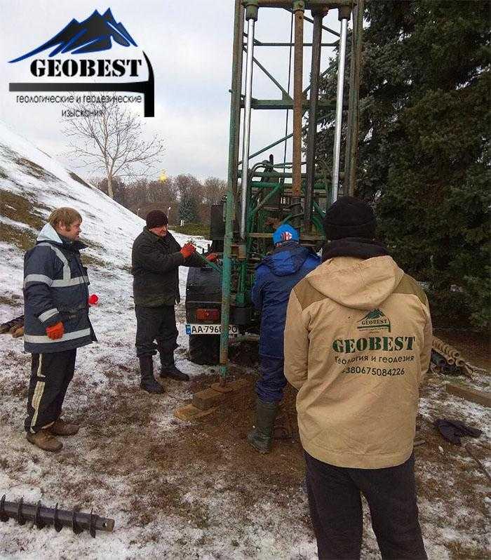Цена геология участка Черкассы