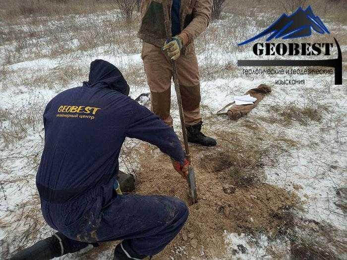 Цена геология участка Одесса
