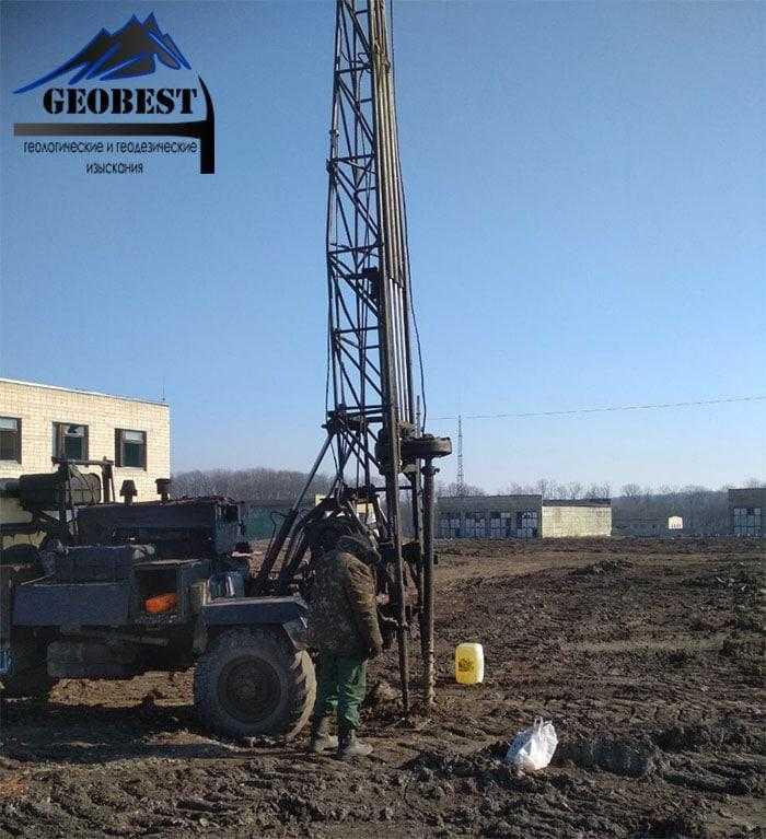 Цена геология участка Ровно