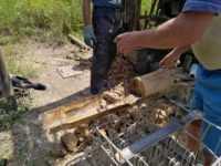 Геологічні вишукування у Рівненьській області
