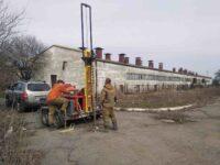 Инженерно-геологические изыскания по адресу: г. Тернополь, ул. 15 апреля